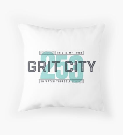 This is My Town Throw Pillow