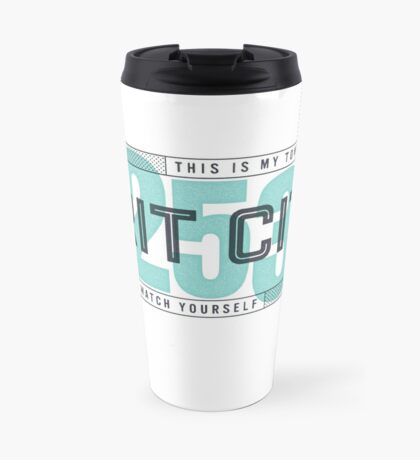 This is My Town Travel Mug