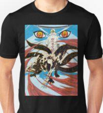 Minato with Naruto ( Kyubi ) T-Shirt