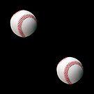Polkadot series: Baseballs by theminx1