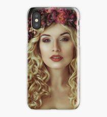 Spring Fairy II iPhone Case