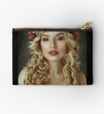 Spring Fairy II Studio Pouch