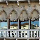 Old Venice WIndow by Lolabud