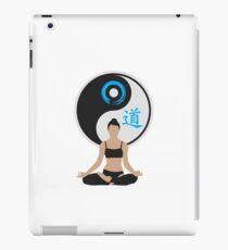 Jing Jang - Harmony - Yoga - Joga iPad Case/Skin