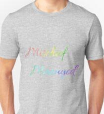 Mischief Managed Watercolour T-Shirt