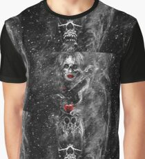 Deadly Snow White Graphic T-Shirt