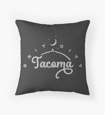 T-Dome Throw Pillow