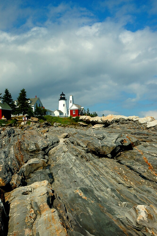 Pemaquid Lighthouse by fauselr