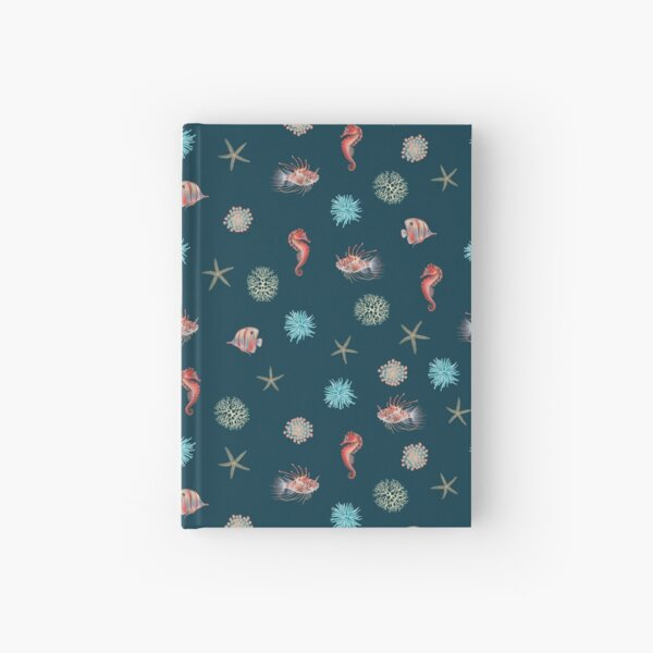 TROPICAL Hardcover Journal