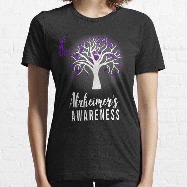 Alzheimers Awareness Support Essential T-Shirt