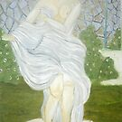Statue of Venus in garden of the Pouring Water by towncrier