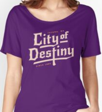 City of Destiny Relaxed Fit T-Shirt