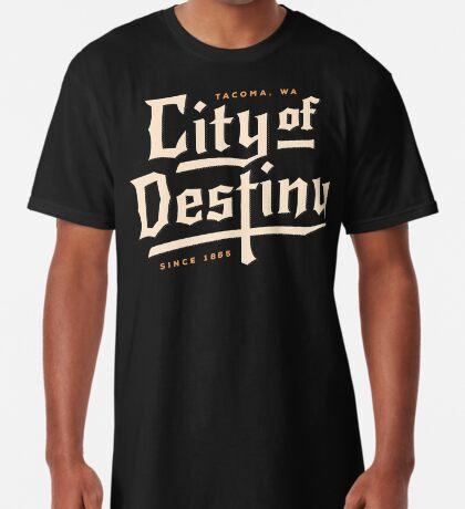 City of Destiny Long T-Shirt