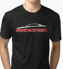 Mazdaspeed Tri-blend T-Shirt