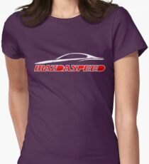 Mazdaspeed Womens Fitted T-Shirt