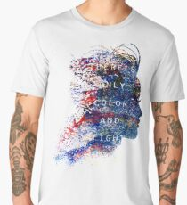 Sunday in the Park with George - Color and Light Men's Premium T-Shirt