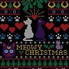 Meowy Christmas by machmigo
