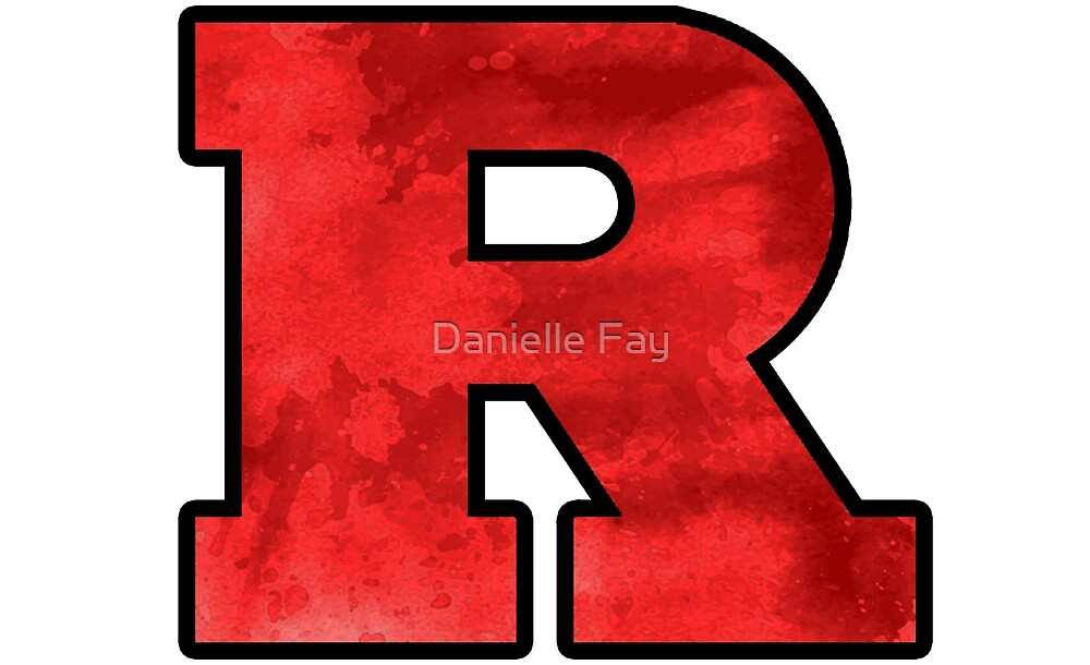 Rutgers by Danielle Fay