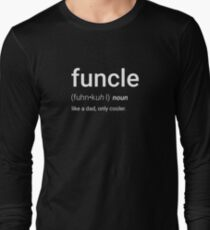 Funcle Definition - Fun Uncle Gift T-Shirt