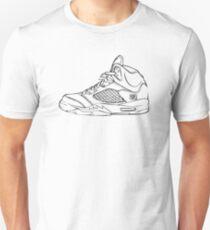 nike jordan shoes Unisex T-Shirt