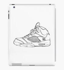 nike jordan shoes iPad Case/Skin