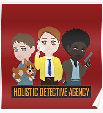 Agency! Poster