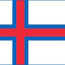 Faroe Islands Flag Products by Mark Podger