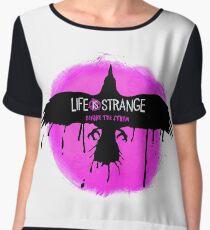 Life is Strange: Before the Storm (Raven) Women's Chiffon Top