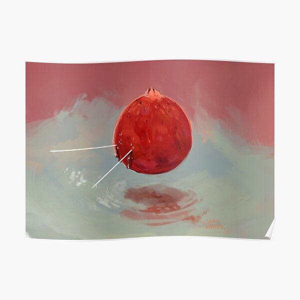 Pomegranate Saint Poster