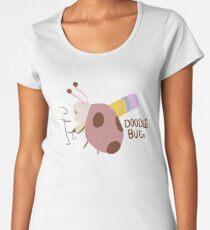 Doodle Bug Women's Premium T-Shirt