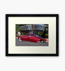 1951 Chevrolet Custom Fleetline Sedan I Framed Print