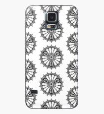Skull Mandala Pattern Case/Skin for Samsung Galaxy