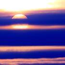 Opalescent Sky by Larry Trupp
