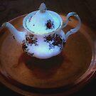Bone China Tea Server by Judi Taylor