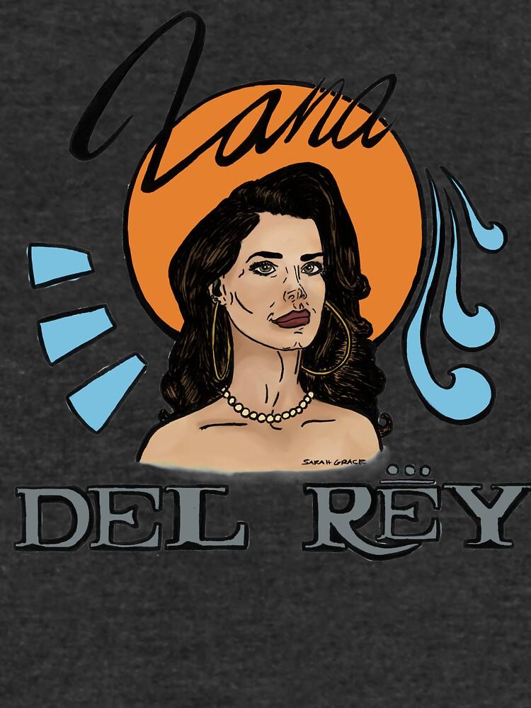 Lana Del Rey von SarabiSarah