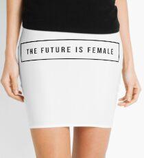 Minifalda El futuro es femenino