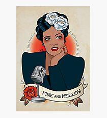 Billie Holiday Photographic Print