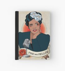Billie Holiday Hardcover Journal
