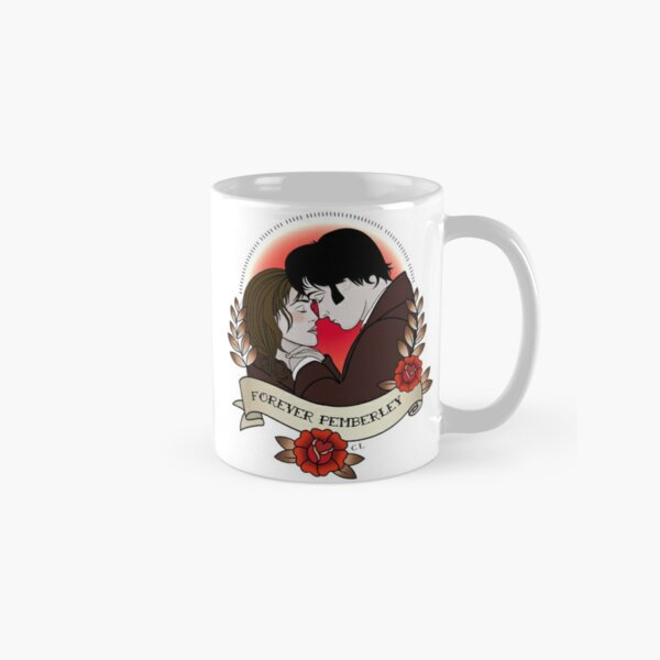 Pride and Prejudice Classic Mug