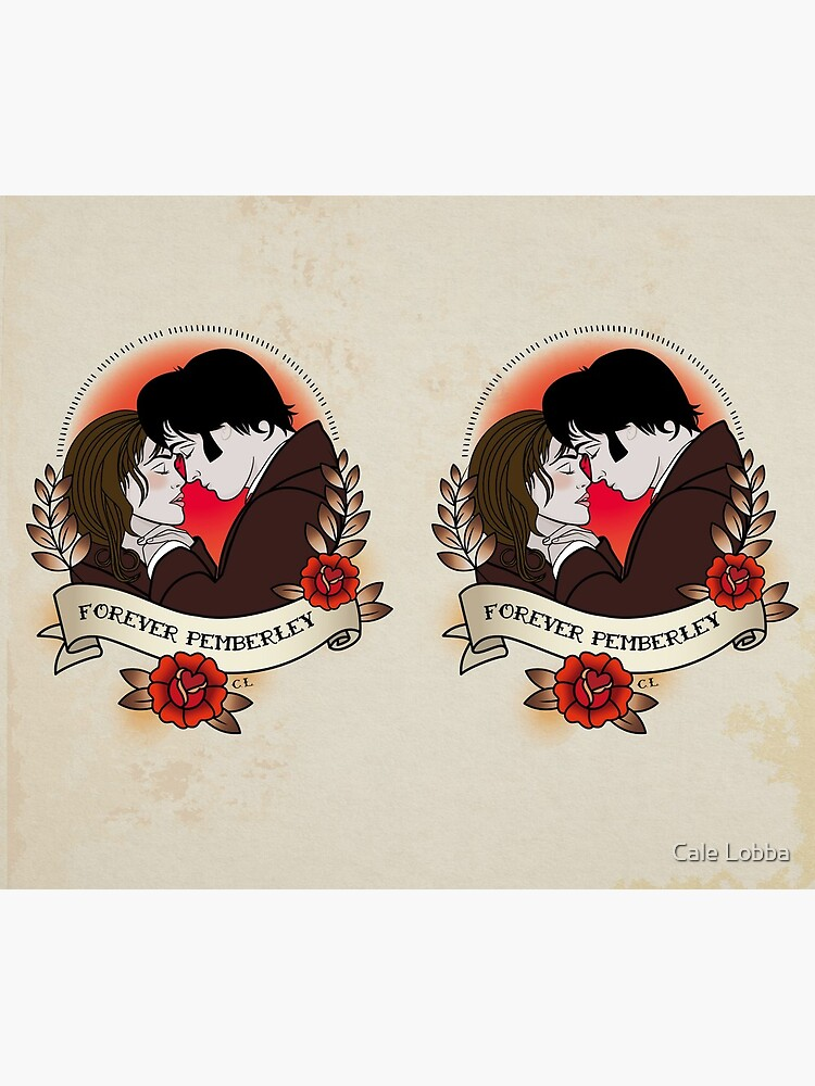 Pride and Prejudice by calelobba