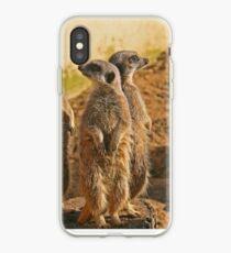 Compare the Meerkats iPhone Case