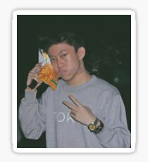 Rich Chigga Chips Sticker