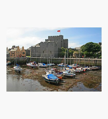 Castle Rushen Photographic Print