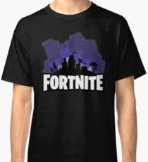 Fortnite smoke Classic T-Shirt
