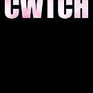 Welsh Cwtch Typography by makeitsoph