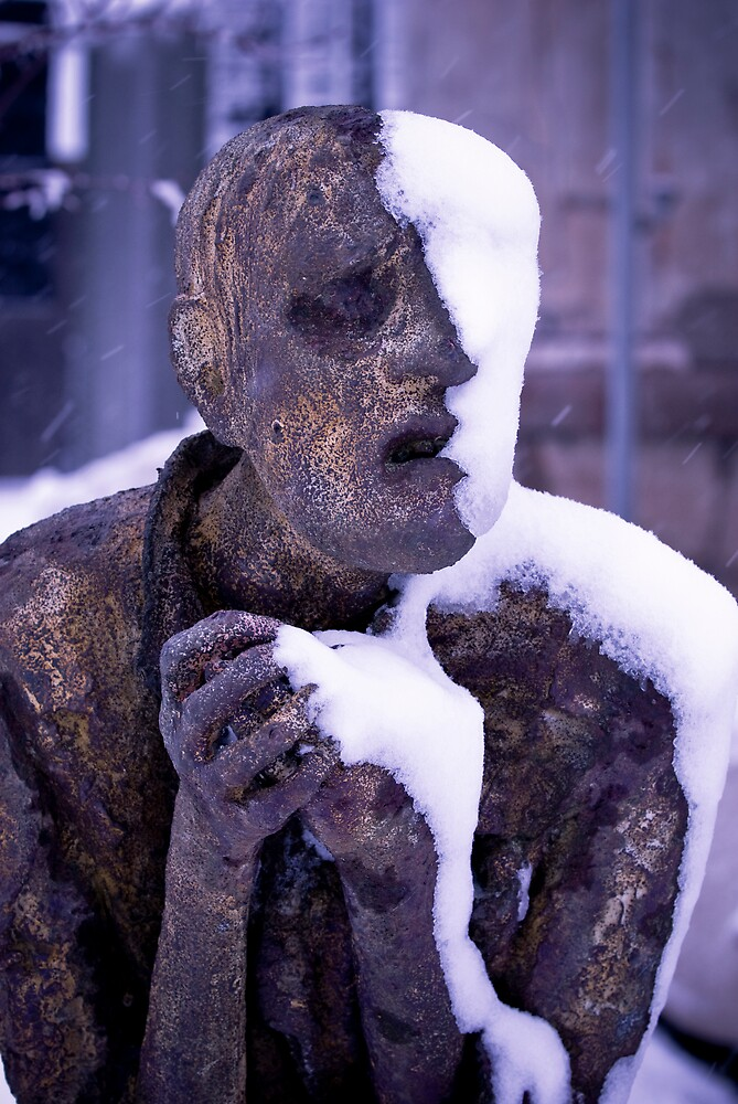 Irish Famine IV by Steven Heipel