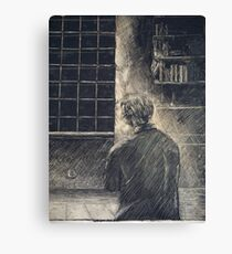 Another Way Canvas Print