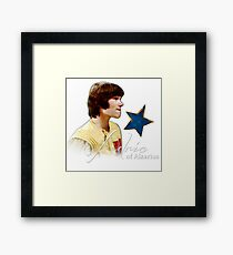 Adric of Alzarius Framed Print