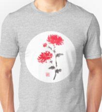 Royal pair sumi-e painting T-Shirt