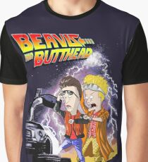Beavis & Butthead: BTTF Graphic T-Shirt